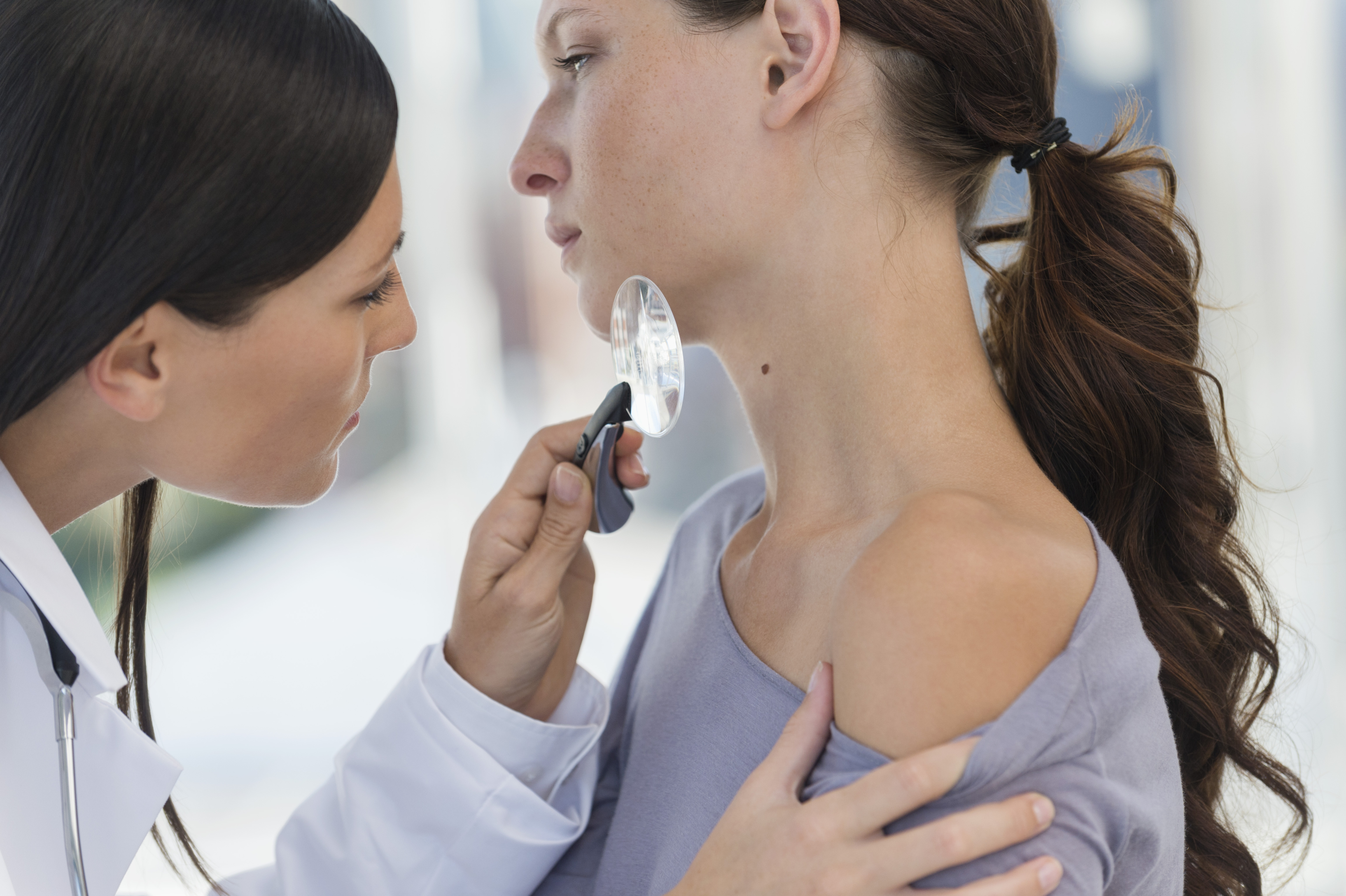 signs you should see a dermatologist