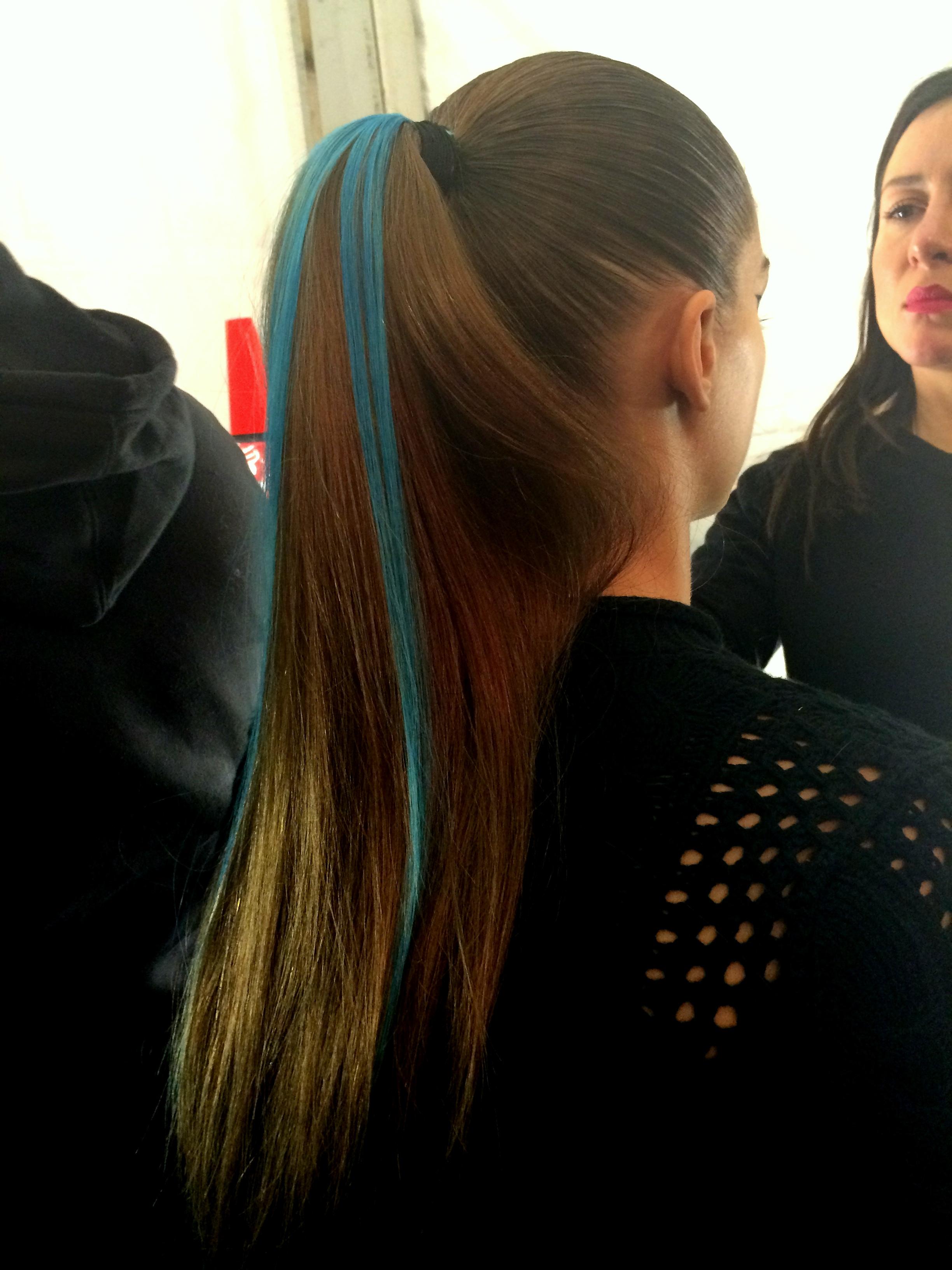 herve leger hair