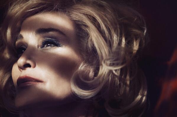 Jessica Lange Marc Jacobs Ad