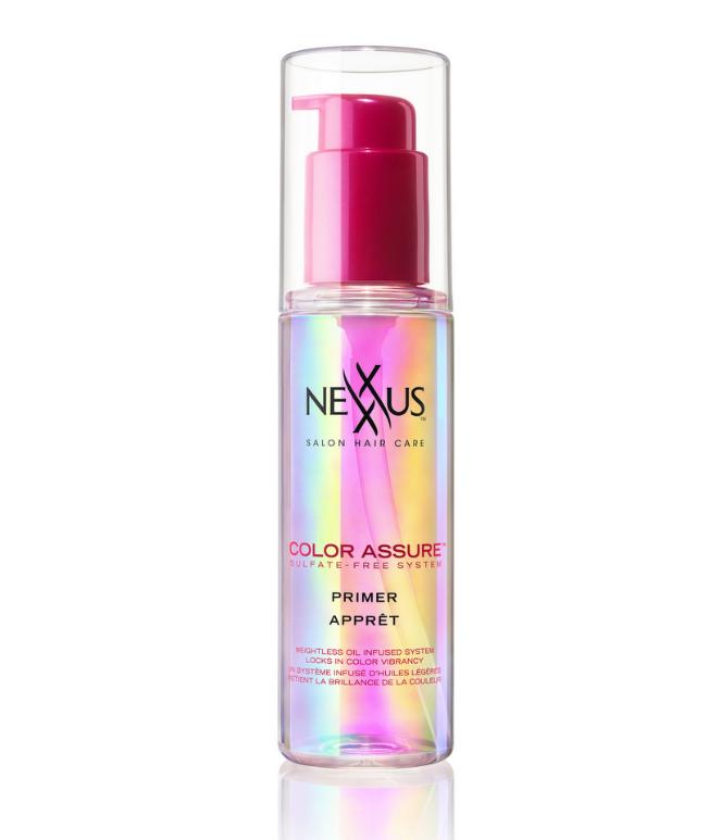 nexxus pre-wash