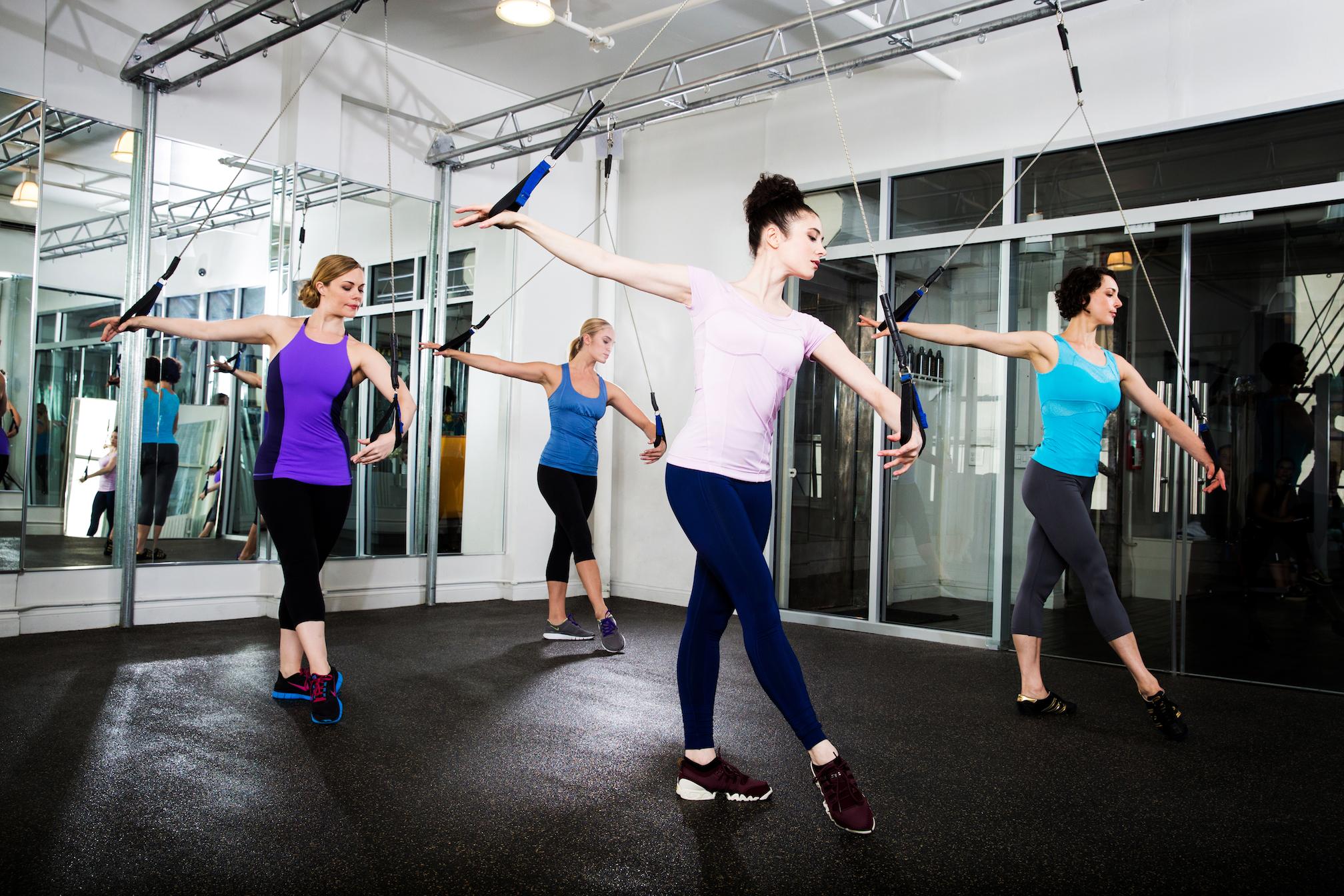 ballet bungee class