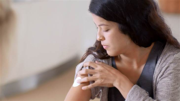 dove patches video