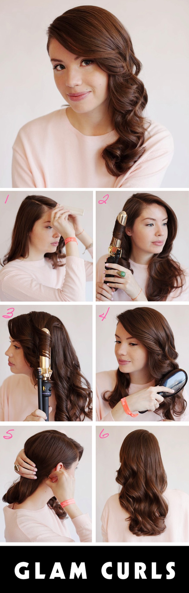 Prom Hairstyles: How to Wear Your Hair Down On Prom Night ...