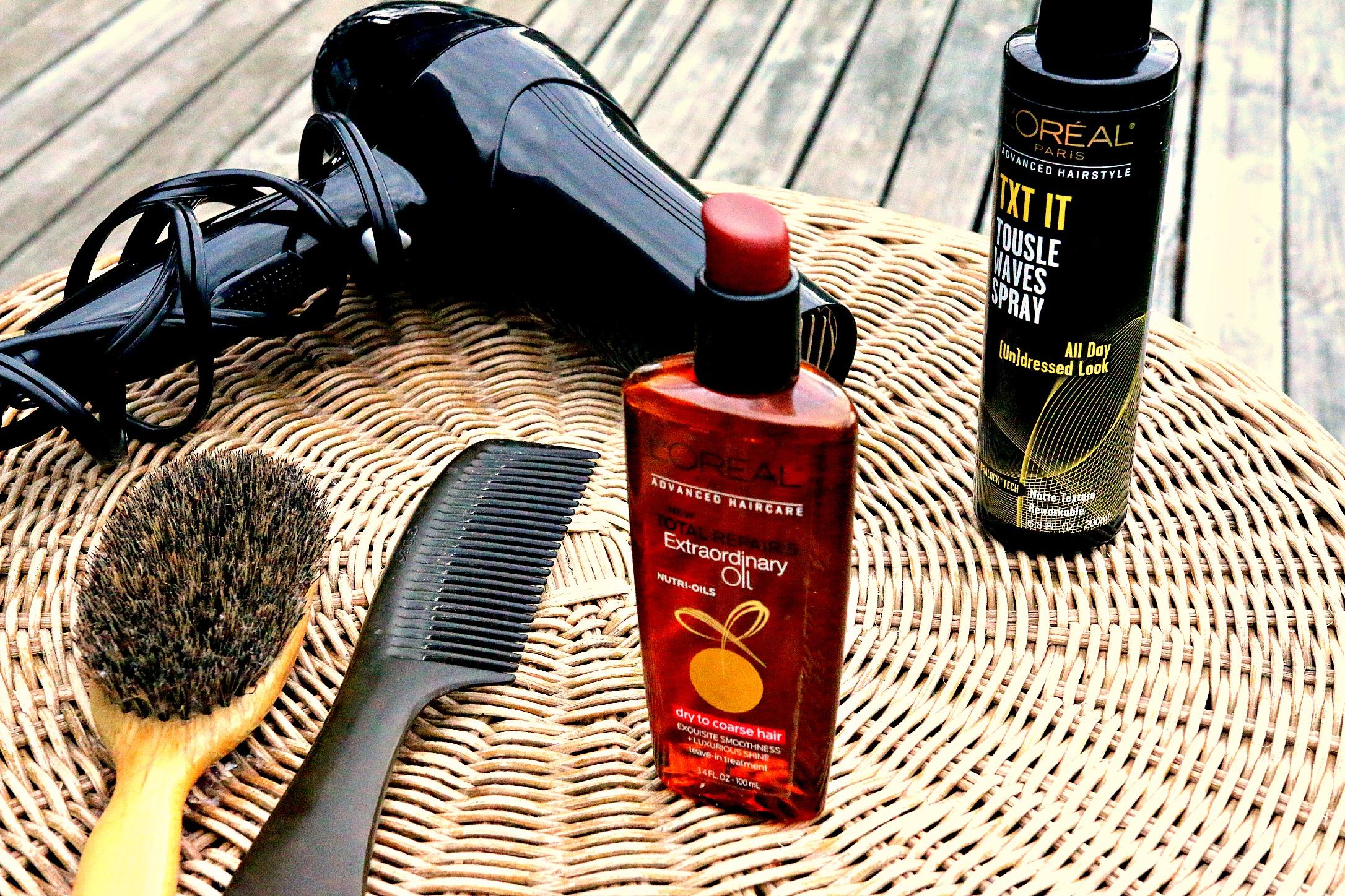 loreal2 How to Keep Ombré Hair Healthy with Blogger On The Racks