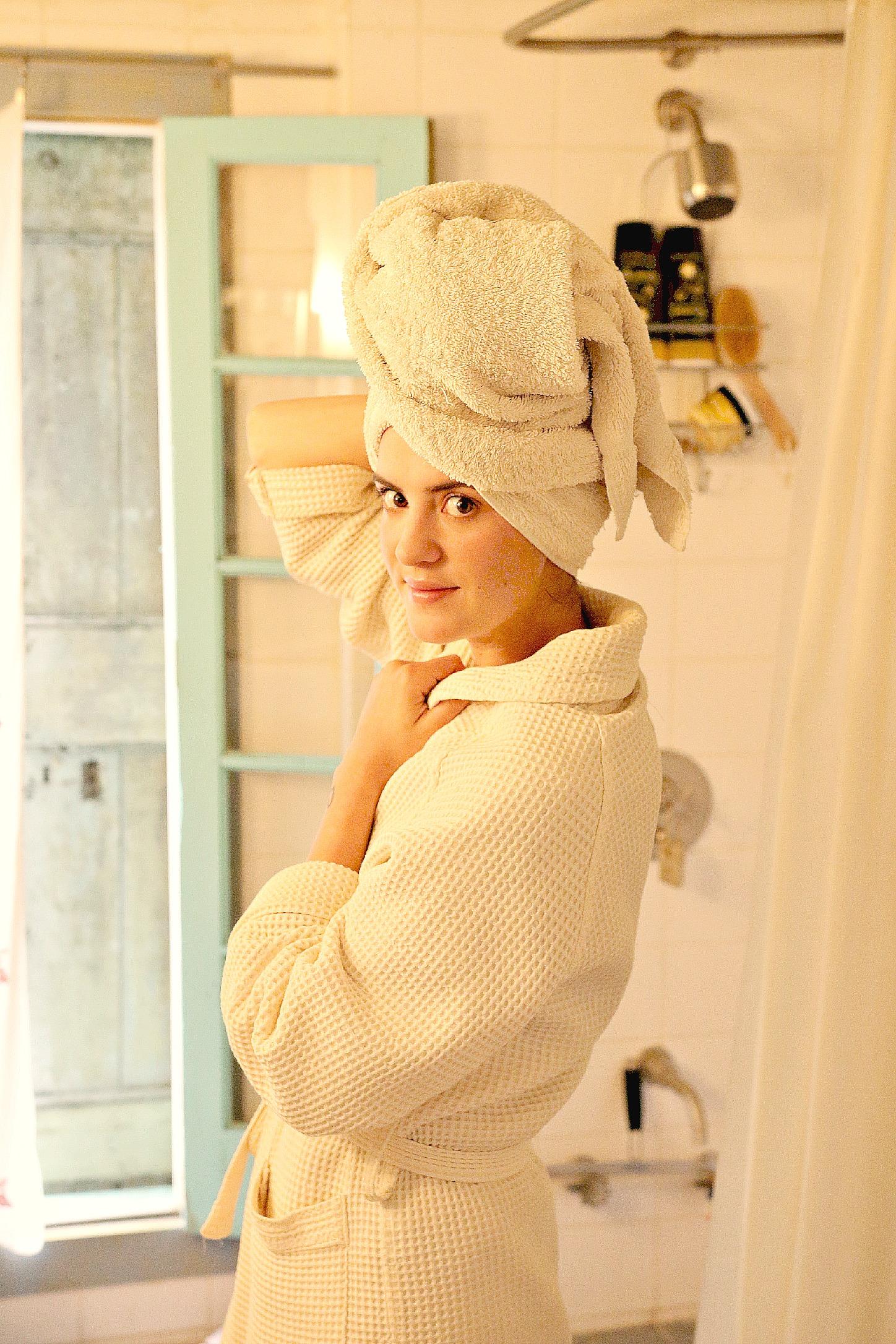 How to Keep Ombré Hair Healthy with Blogger On The Racks