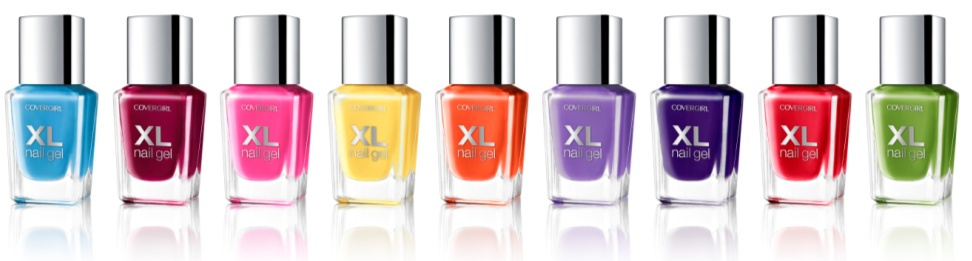 nail CoverGirl Debuts New #instaGLAM Collection with Katy Perry