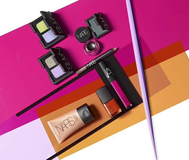 nars summer cosmetics collection