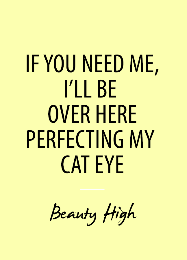cat eye quotes