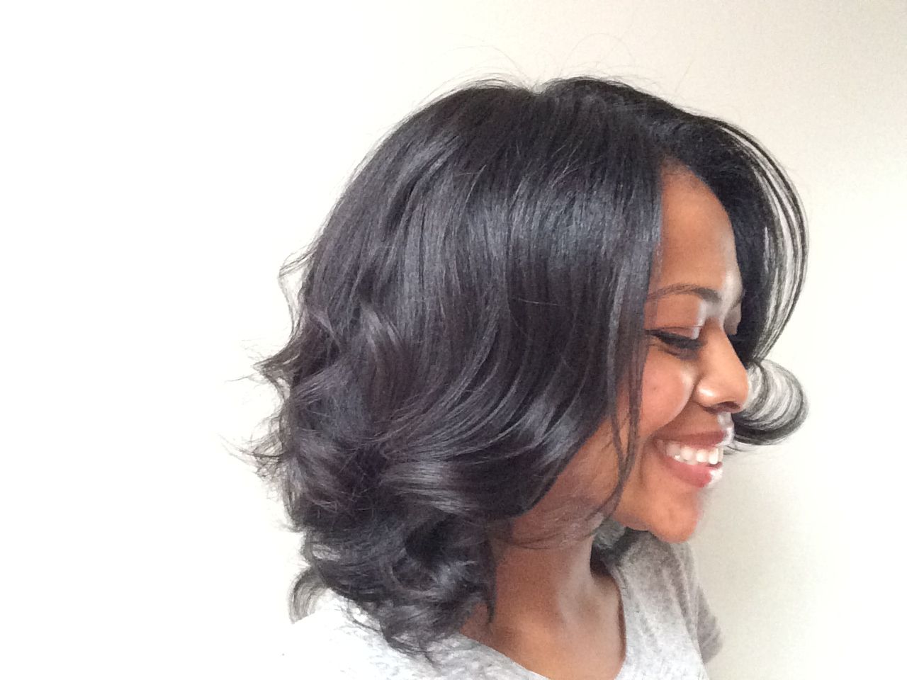 The Secret To Making Your Blowout Last Even For Natural Hair