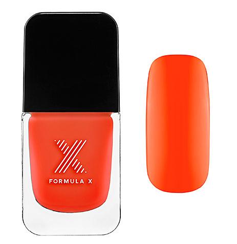 Formula X Orange Polish