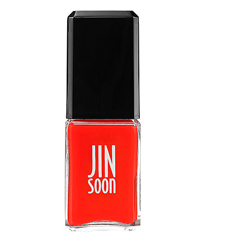 Jin Soon Pop Orange Polish