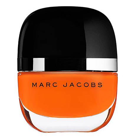 Marc Jacobs Orange Nail Polish