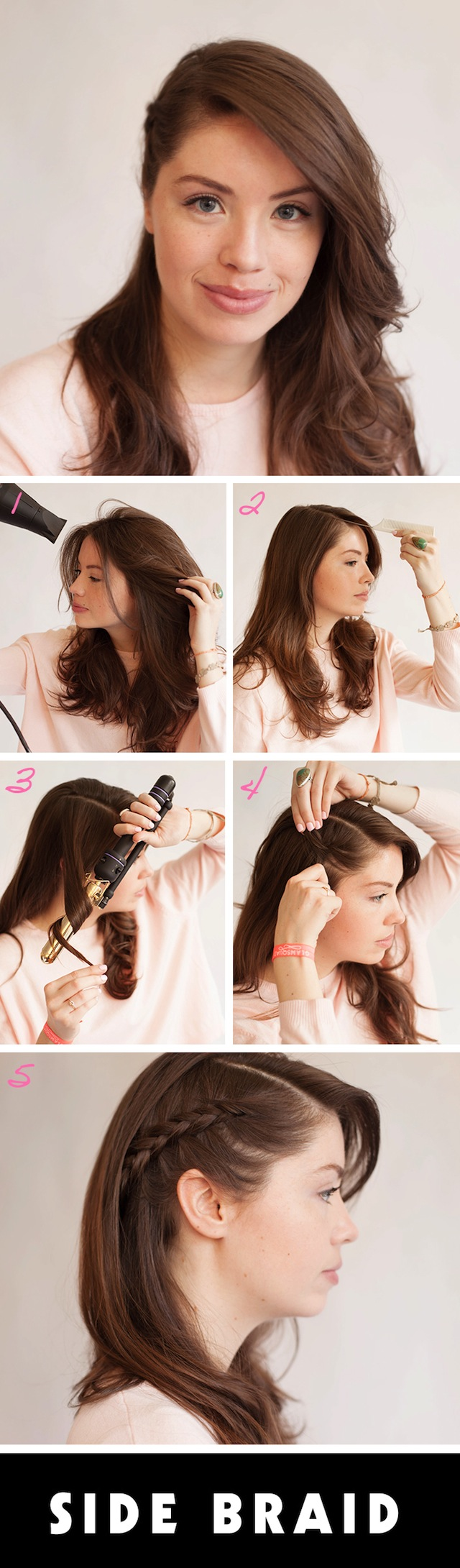 Easy To Do Prom Hairstyles | StyleCaster