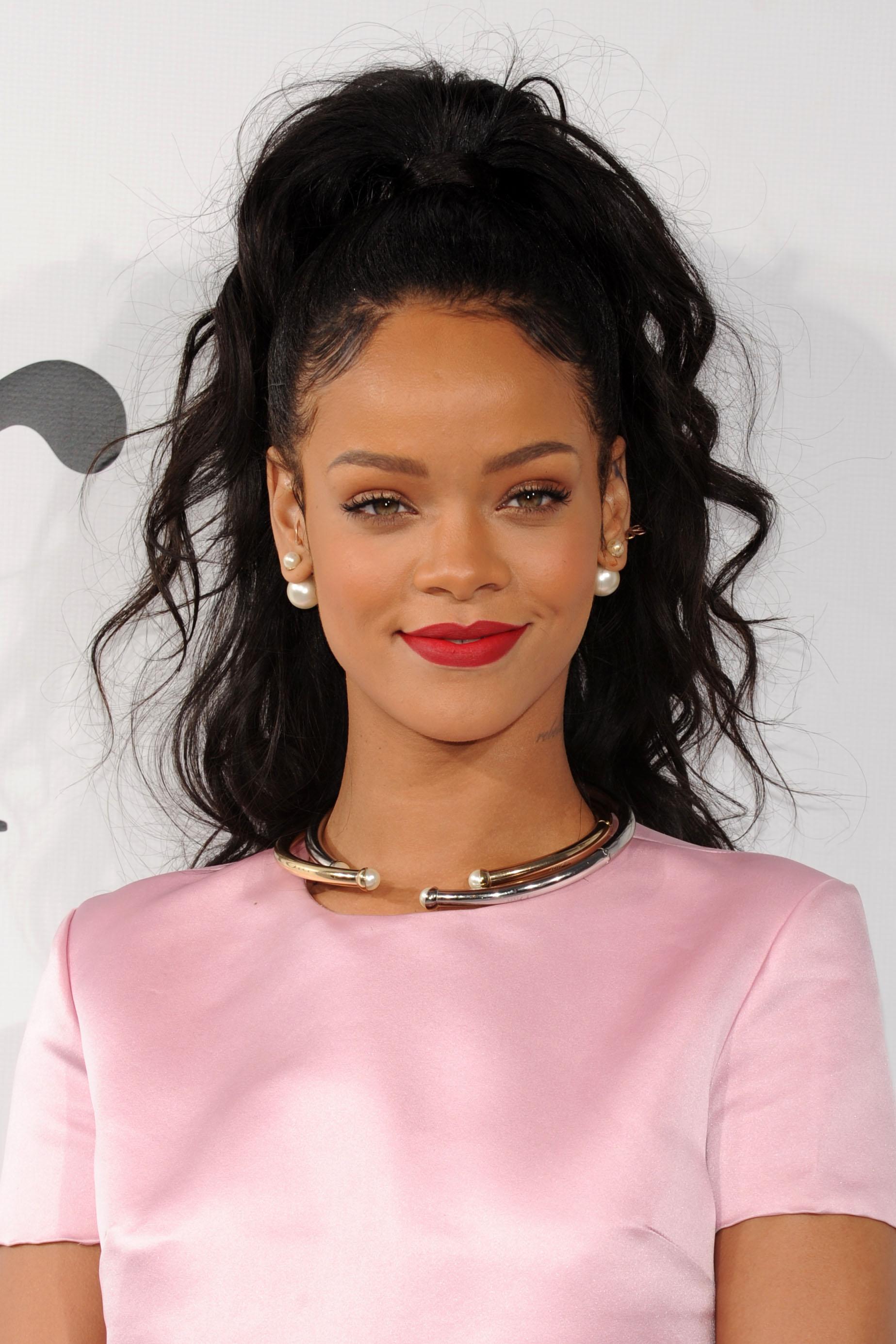 Rihanna Christian Dior Cruise 2015 Show