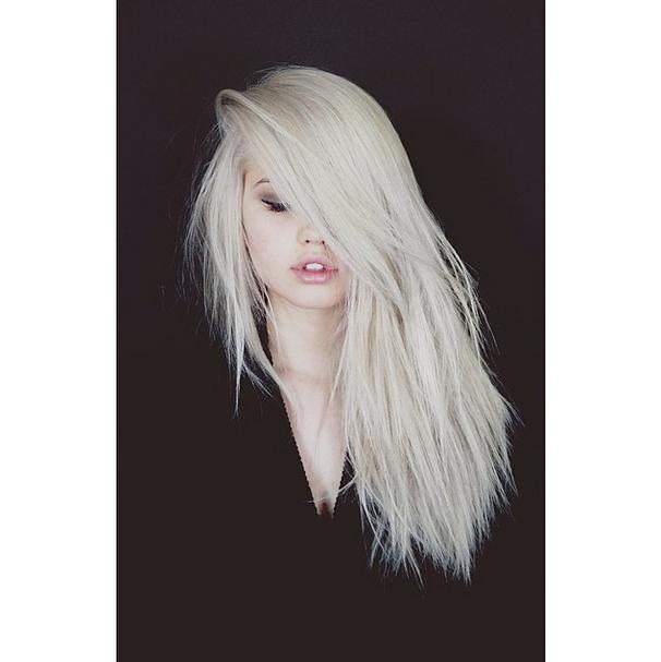 debby ryan blonde hair
