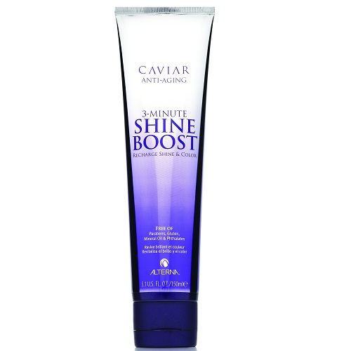 alterna 3minuteshineboost The One Thing: Alterna Caviar Anti Aging 3 Minute Shine Boost