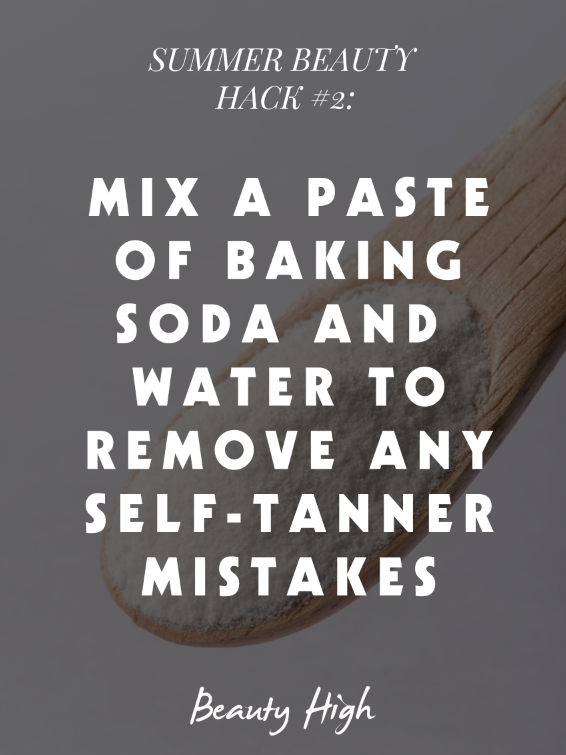 diy baking soda