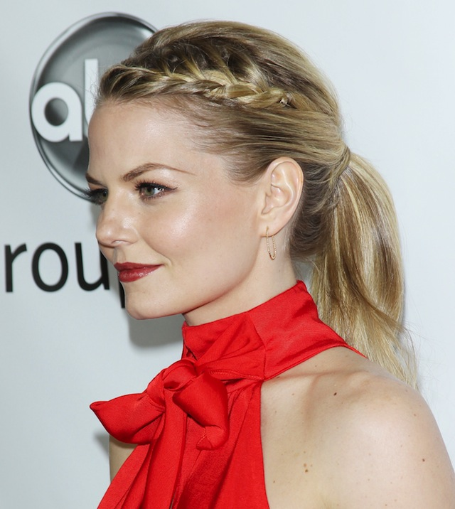 Jennifer Morrison braid