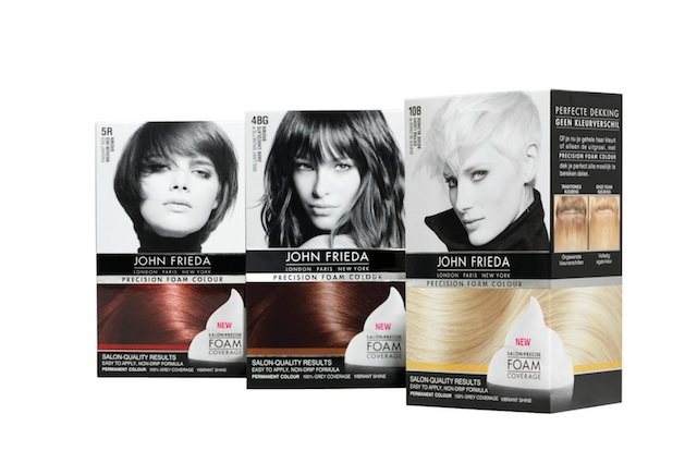John Frieda Foam