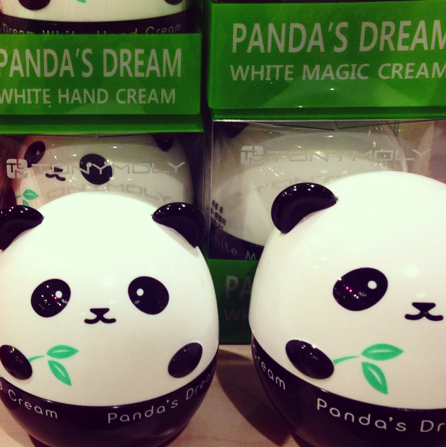 TONYMOLY Hand Cream - in cute Panda packaging!