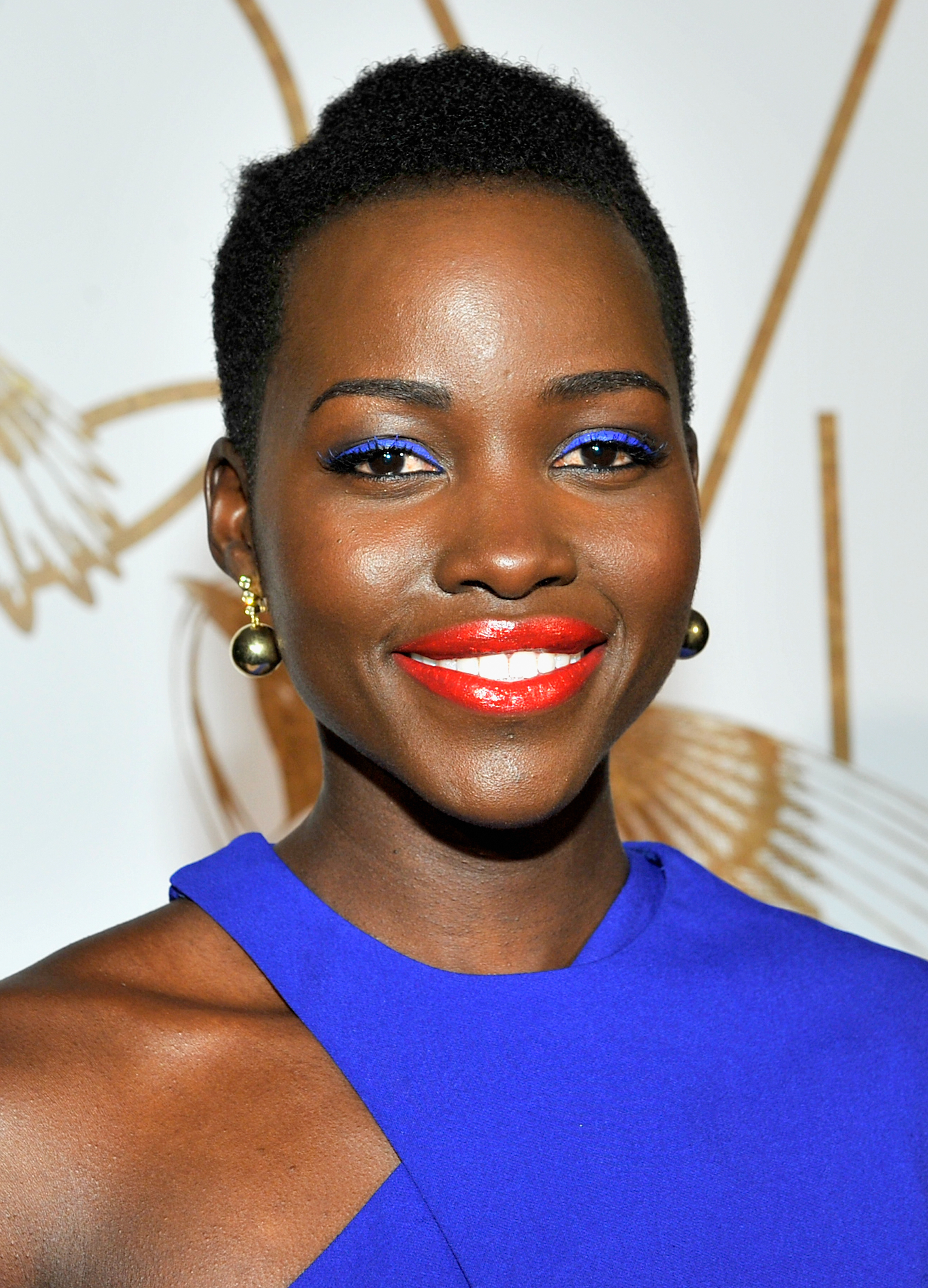 Lupita Nyong O Makeup Artist Talks Signature Looks And Experimenting Stylecaster