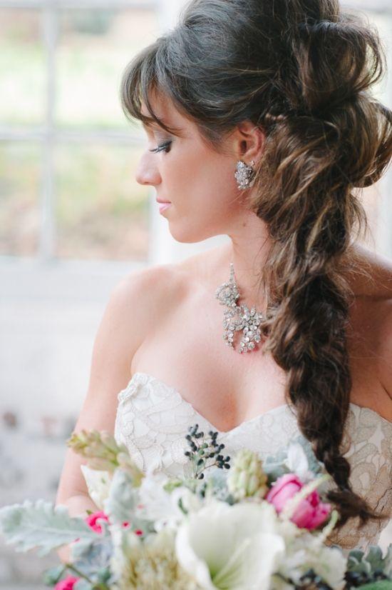10 Pinterest Wedding Updos