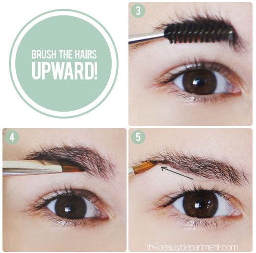 brow tips