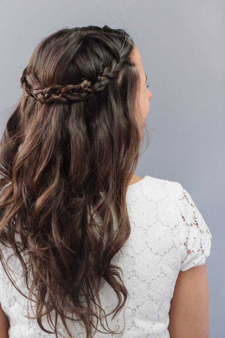 tutorial 16 780x1172 10 Cute Braided Hairstyles You Havent Seen Before