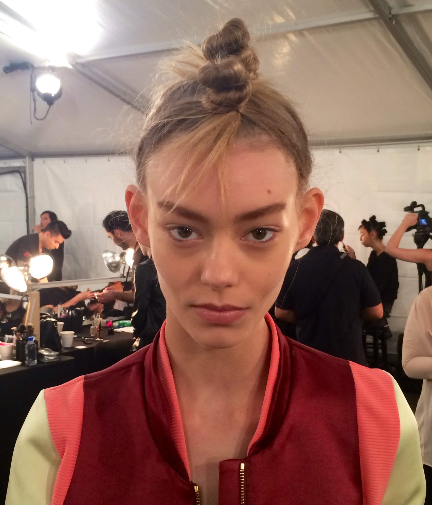photo 31 Marc by Marc Jacobs Shows Punk, Rave Inspired Hair For Spring