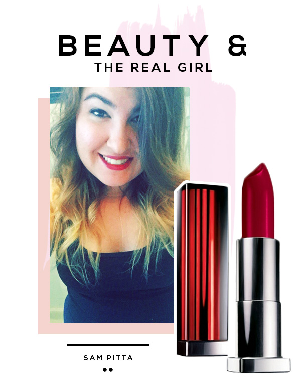 maybelline red revival lipstick