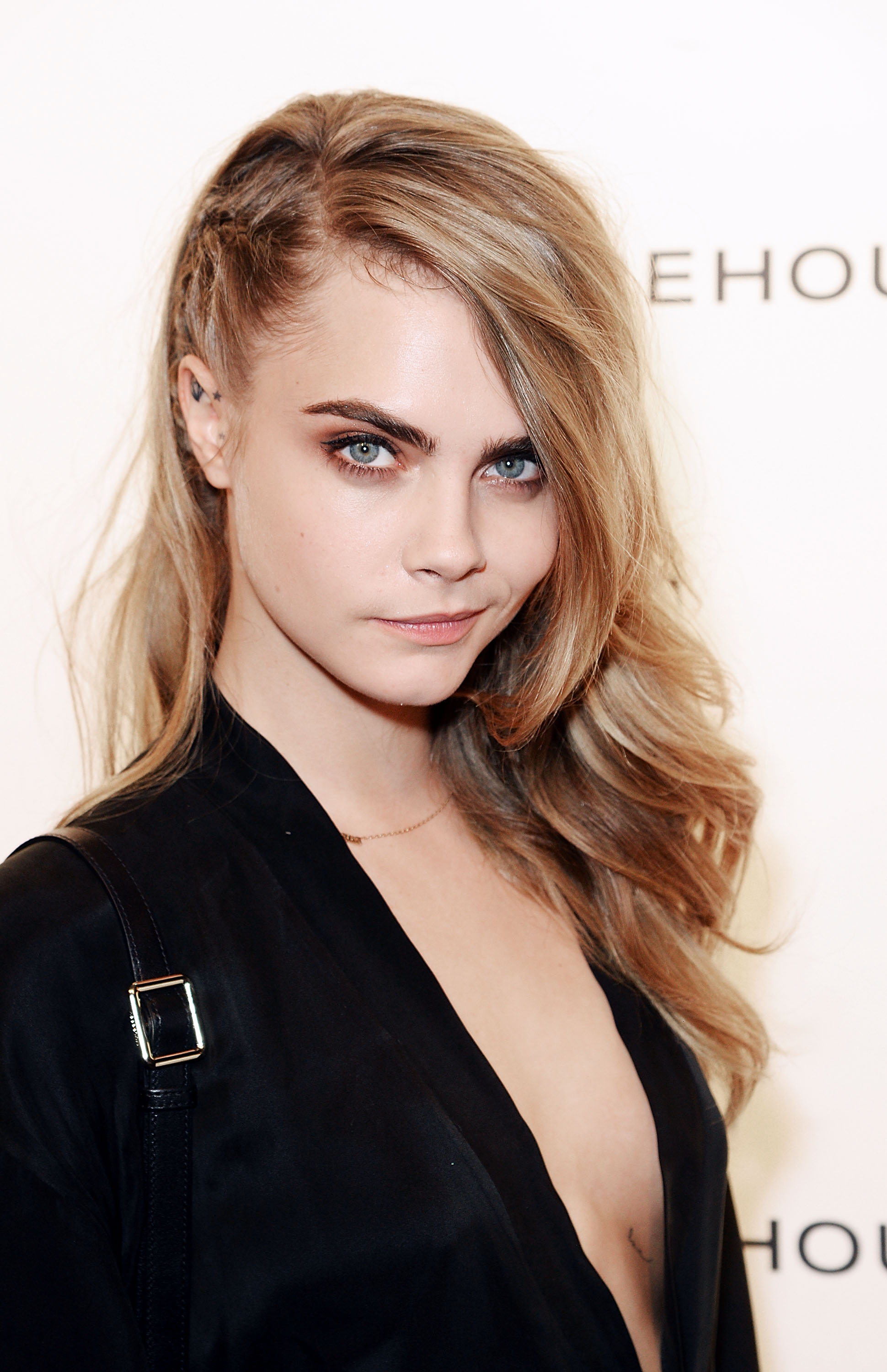 fall hair colors for blondes cara delevingne
