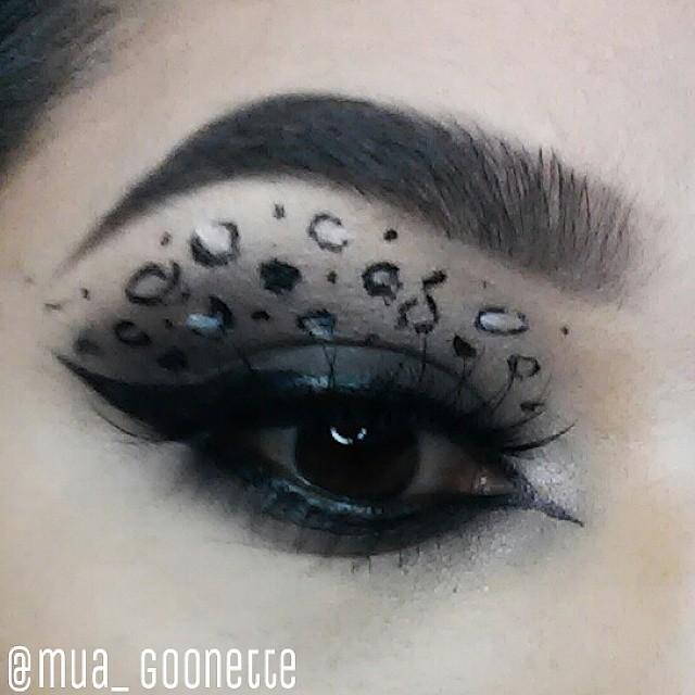 mua goonette Halloween Eye Makeup: Creepy Looks to Complete Your Costume