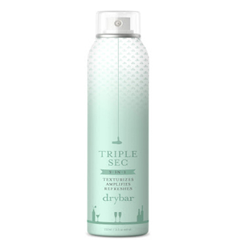 dry bar triple sec dry shampoo