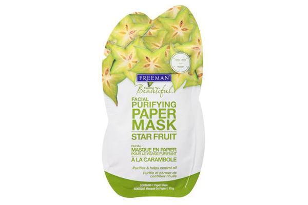 Freeman paper mask