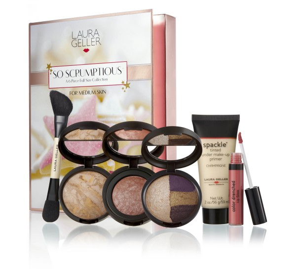 Laura Geller - Holiday Box So Scrumptious with product