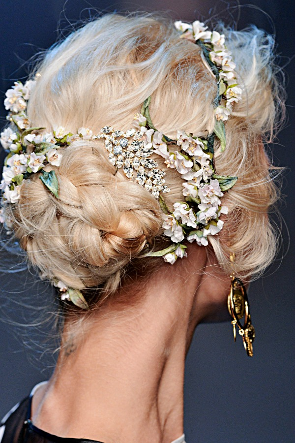 Pretty Winter Formal Hairstyle Ideas Stylecaster