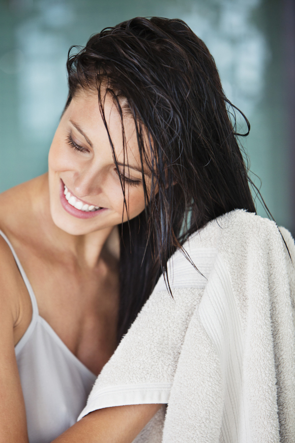Deal With Wet Hair Carefully | Healthy Hair Tips For Strong, Shiny Hair