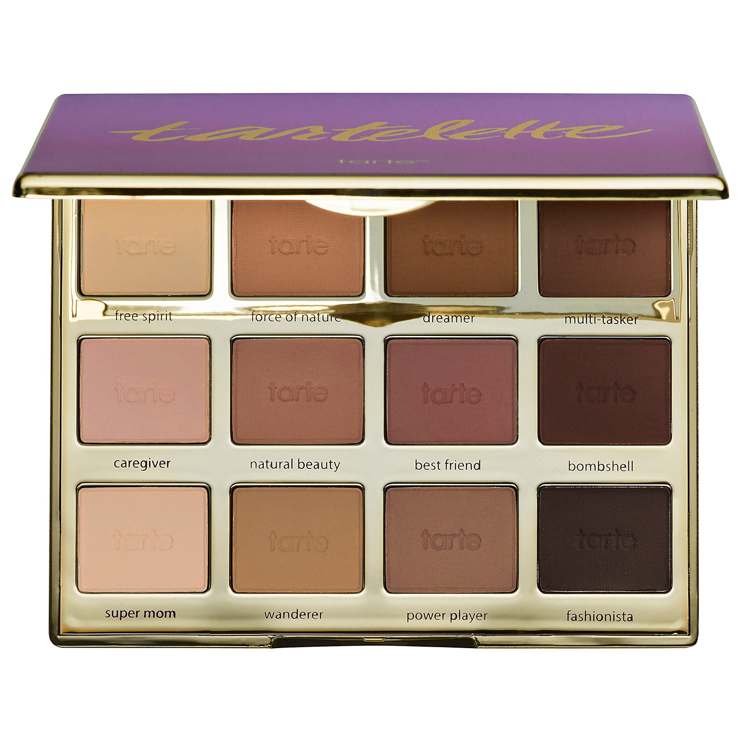 s1659424 main zoom The One Thing: Tartelette Amazonian Clay Matte Eyeshadow Palette