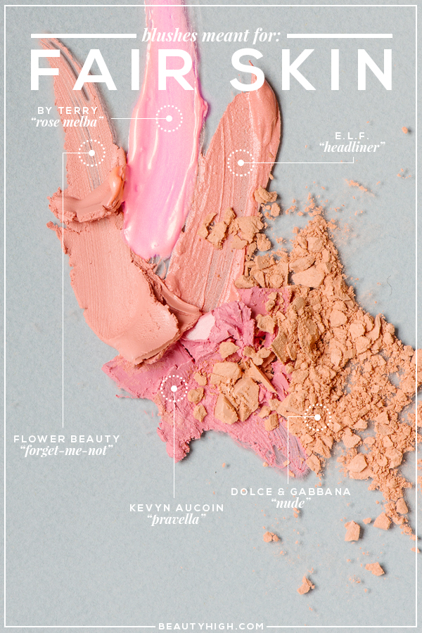 Blush-Fair-Skin