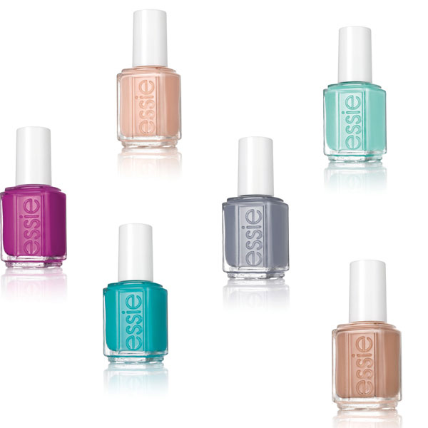 essie spring collection essie Collaborates With Rebecca Minkoff on Spring 2015 Nail Collection