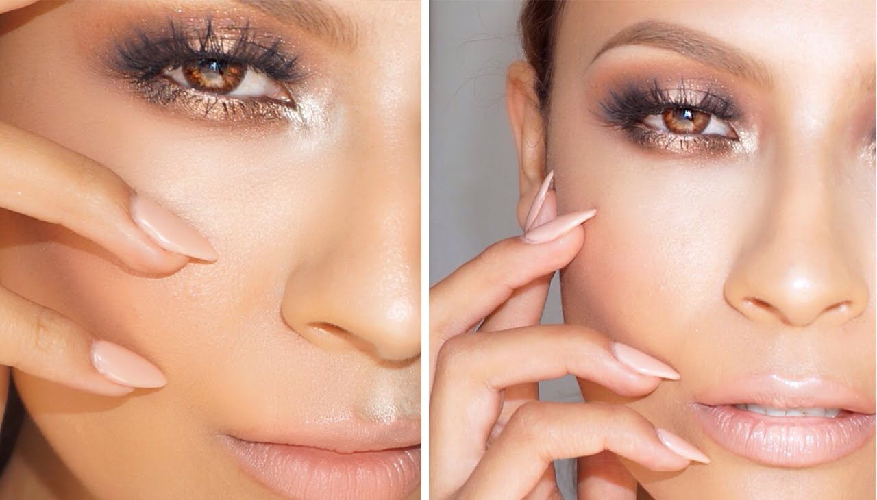 9aa92839651 How to Create the Halo Eye Makeup Look | StyleCaster