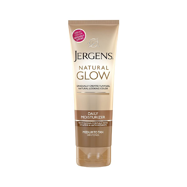 jergens natural glow Self Tanning 101: Beauty Products to Try to Get That Glow