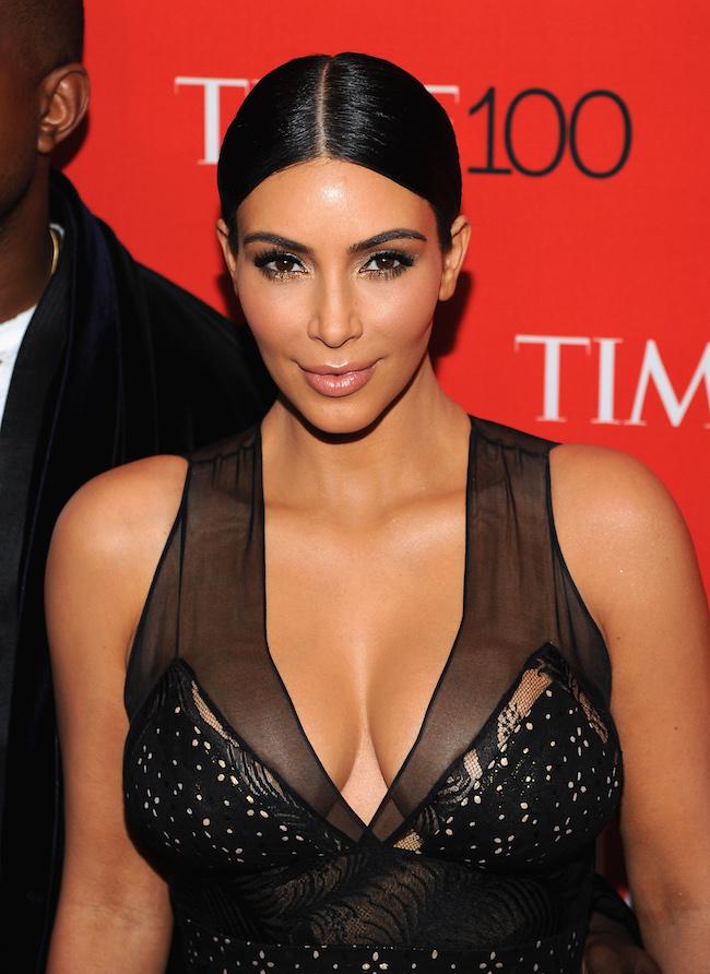 Kim Kardashian Time 100 Gala