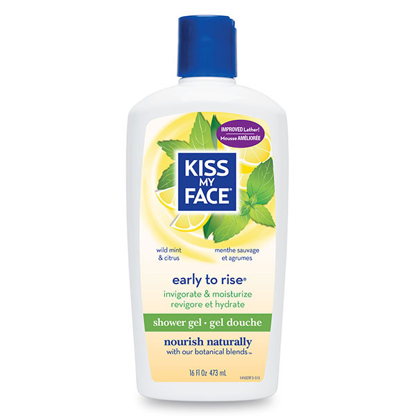 kiss my face Eco Friendly Body Wash and Bath Products For a Better Shower